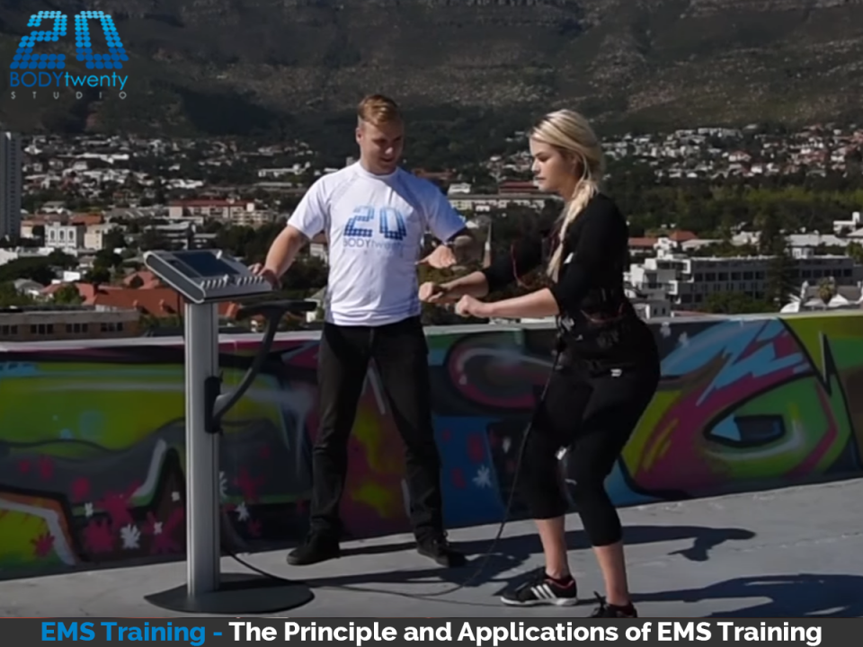 EMS training principles and applications