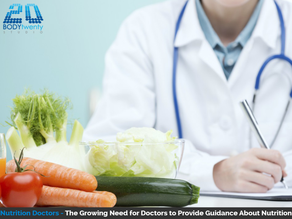Nutrition doctors provide guidance about nutrition