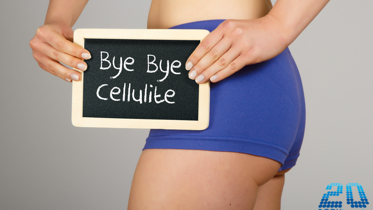Cellulite reduction with effective fitness training