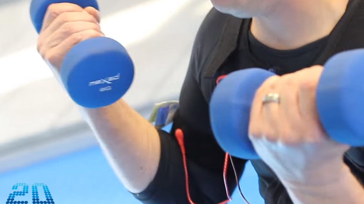EMS fitness training could signal the demise of conventional gyms